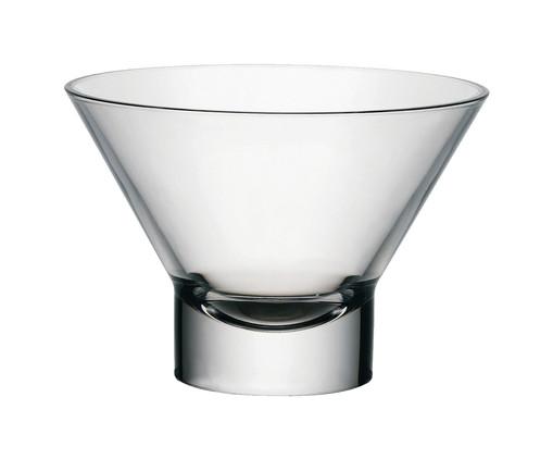 Taça para Sobremesa de Vidro Alice - Transparente, Transparente | WestwingNow