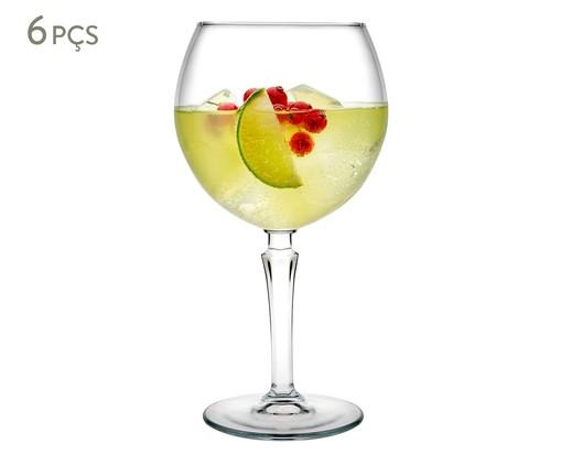 Jogo de Taças para Gin Gladson, Transparente | WestwingNow