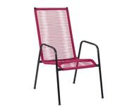 Cadeira Collors - Vinho | WestwingNow