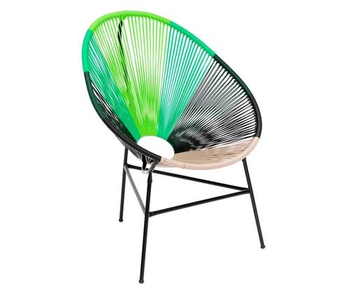 Cadeira Acapulco Yucatan - Colorido, Multicolorido   WestwingNow