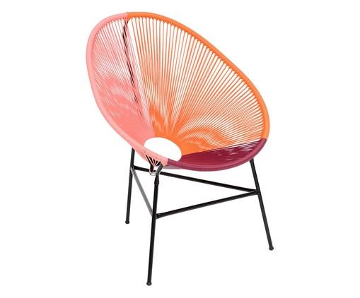 Cadeira Acapulco Jalisco - Colorido, Multicolorido   WestwingNow