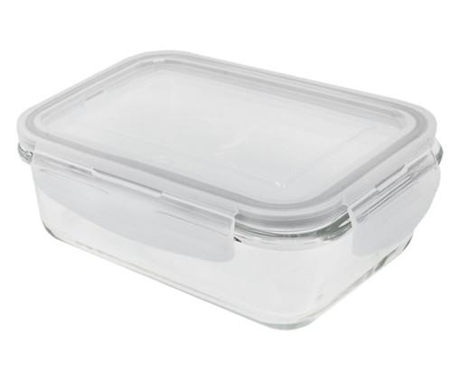 Pote Hermético de Vidro Marina Transparente - 570 ml, Transparente   WestwingNow