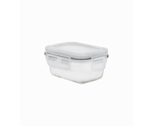 Pote Hermético de Vidro Marina Transparente - 160ml, Transparente | WestwingNow