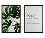 Jogo De Quadros Hygge | WestwingNow