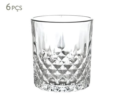 Jogo de Copos para Whisky Clemente, Transparente | WestwingNow