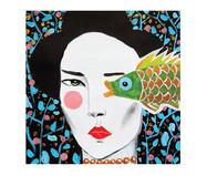 Placa de Madeira Estampada Simonette | WestwingNow
