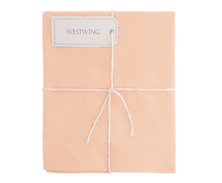 Duvet Matt Blush - 200 Fios | WestwingNow