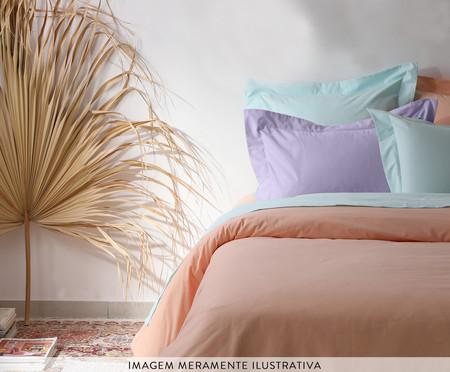 Capa de Almofada Matt Ret Blush - 200 Fios | WestwingNow