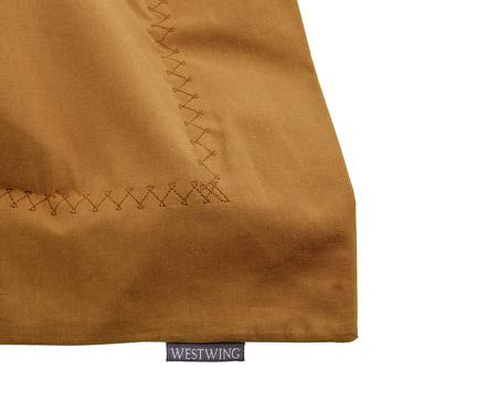 Capa de Almofada Matt Quad Gengibre - 200 Fios | WestwingNow