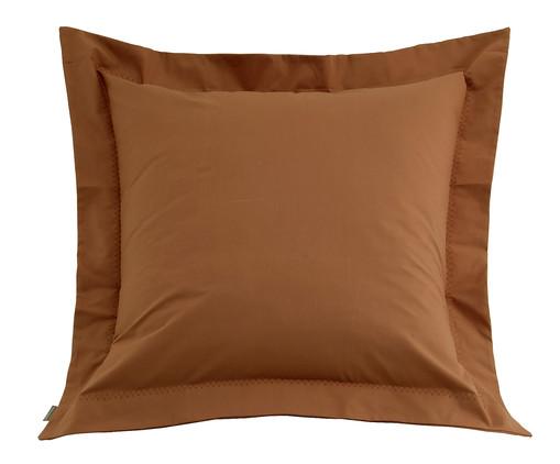 Capa de Almofada Matt Quad Caramelo - 200 Fios, Caramelo | WestwingNow