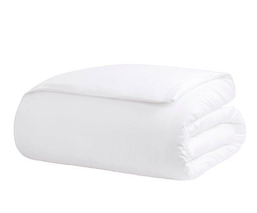 Duvet com Vivo Basic Branco - 250 Fios, Branco | WestwingNow