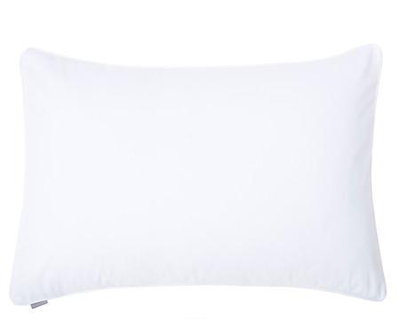 Fronha com Vivo Basic Branco - 250 Fios | WestwingNow