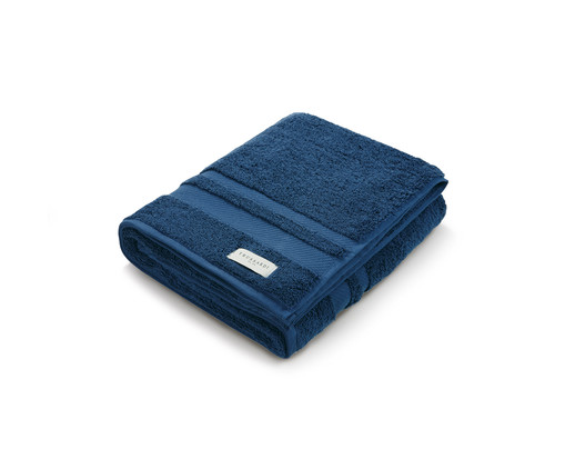 Toalha de Lavabo Lorenzi Marino - 560gr, Azul Marinho | WestwingNow