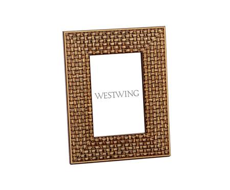 Porta-Retrato de Madeira Miss | WestwingNow