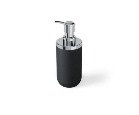 Porta Sabonete Liquido em Resina Dianna - Preto | WestwingNow