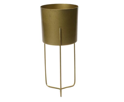 Vaso Elza - Dourado, Dourado | WestwingNow