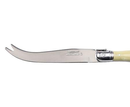 Jogo de Facas para Queijo Laguiole - Marfim | WestwingNow