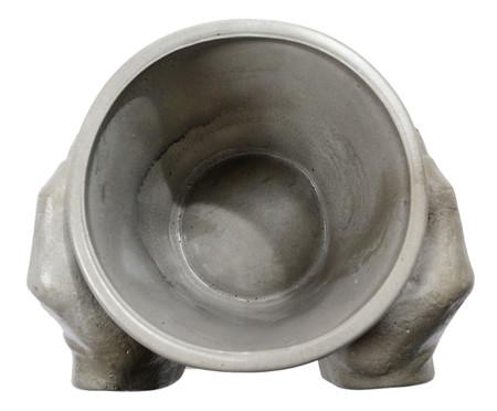 Cachepot Joela - Cimento | WestwingNow