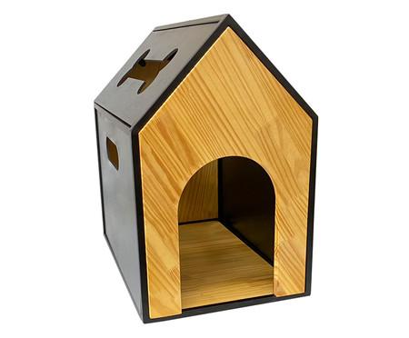 Casa para Pet em Veludo Lady - Natural | WestwingNow