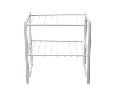Rack para Objetos Simple - Branco   WestwingNow