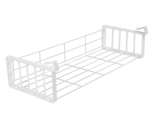 Cesto Organizador Basic - Branco, Branco | WestwingNow