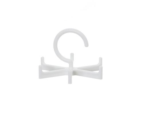 Porta-Cintos Elena - Branco, Branco | WestwingNow