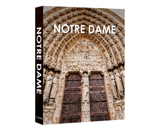 Book Box Notre Dame, colorido | WestwingNow