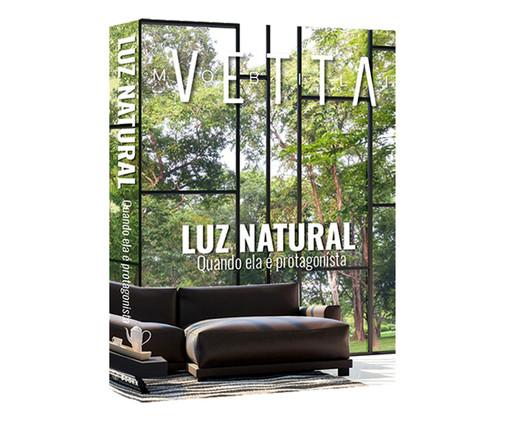 Book Box Vetta Luz Natural, colorido | WestwingNow