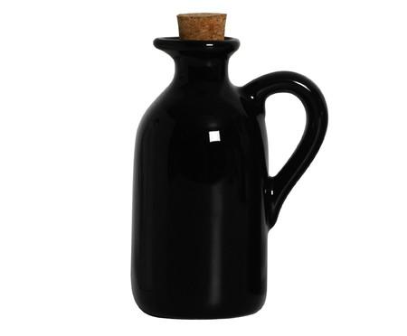 Garrafa para Azeite e Vinagre Standard - Preta   WestwingNow