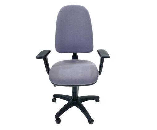 Cadeira de Escritório Vrotz - Cinza, Preto | WestwingNow