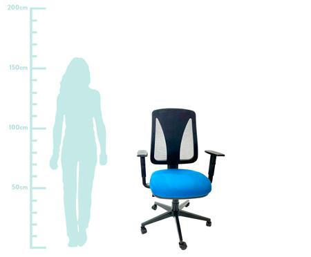 Cadeira de Escritório Fuanti - Azul | WestwingNow