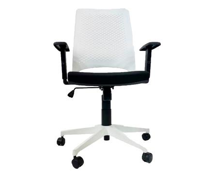 Cadeira de Escritório Ease - Branca | WestwingNow