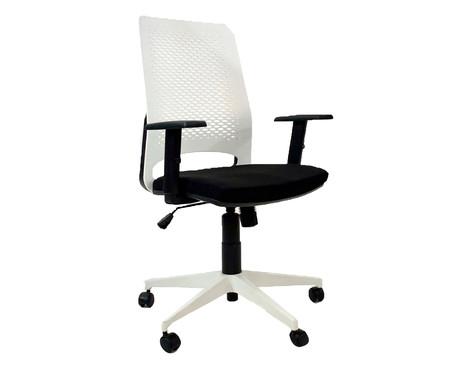 Cadeira de Escritório Ease - Branco | WestwingNow