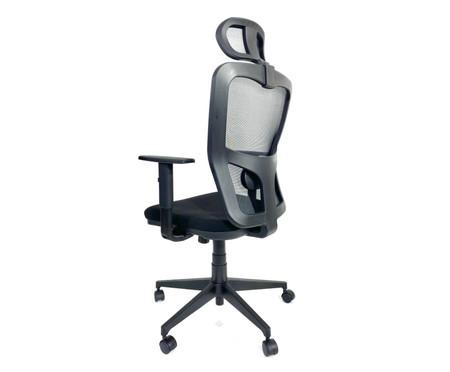 Cadeira de Escritório Porim Maxi - Preta | WestwingNow