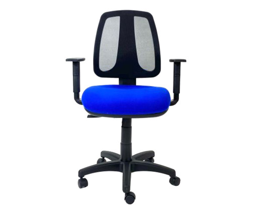 Cadeira de Escritório Wertiz - Azul, Preto | WestwingNow