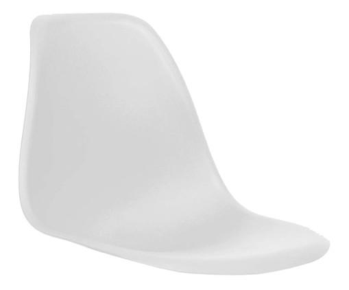 Assento para Cadeira Eames - Branco, multicolor | WestwingNow