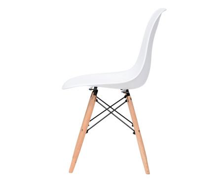 Assento para Cadeira Eames - Branco | WestwingNow