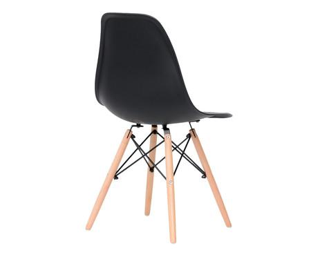 Assento para Cadeira Eames - Preto | WestwingNow