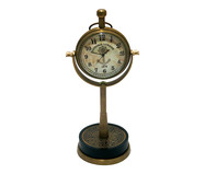 Relógio de Mesa em Metal Luiz - Bronze | WestwingNow
