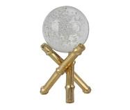 Adorno em Vidro Esfera - Dourado | WestwingNow
