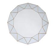 Espelho em Metal Mia   WestwingNow