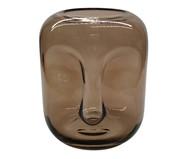 Vaso em Vidro Moara - Fumê | WestwingNow