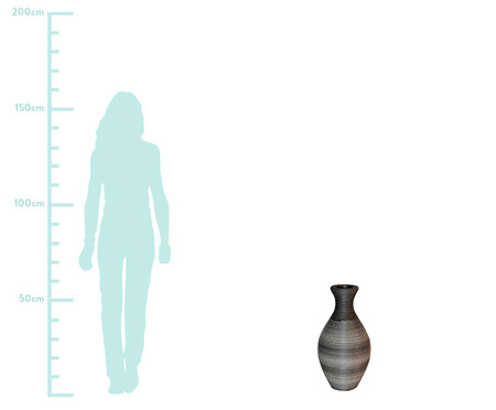 Vaso de Piso em Fibra Manuela | WestwingNow