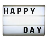 Luminária de Mesa Led Happy Day   WestwingNow