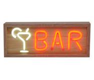 Luminária Decorativa em Led Drink Bar 127V   WestwingNow
