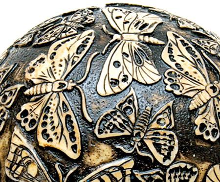 Esfera Decorativa em Resina Sara | WestwingNow