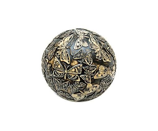 Esfera Decorativa em Resina Sara, colorido | WestwingNow