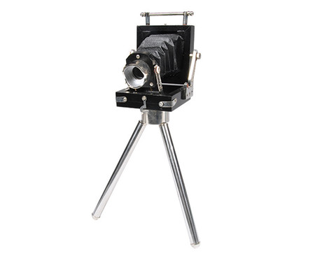 Máquina Fotográfica Indian - Preto | WestwingNow