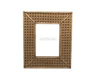 Porta-Retrato Enzo - Marrom | WestwingNow