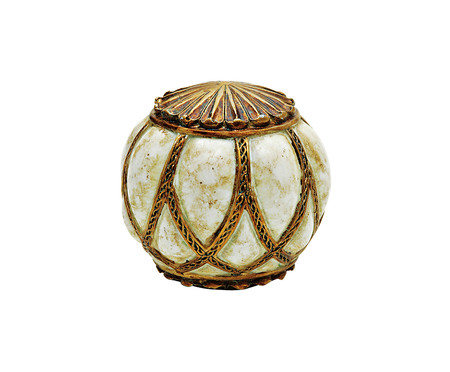 Esfera Decorativa em Resina Iago | WestwingNow